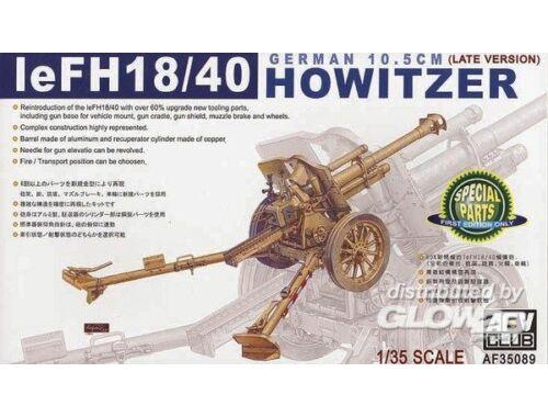 AFV Club 10,5 cm LEFH18/40 1:35 (AF35089)