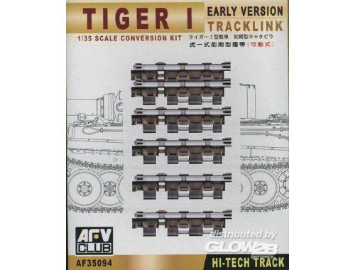 AFV Club TRACKS TIGER I EARLY (ARTICULATED) 1:35 (AF35094)