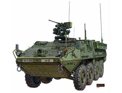 AFV Club M1126 8x8 ICV Stryker 1:35 (AF35126)