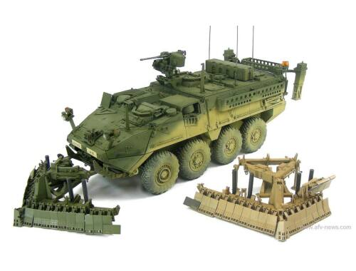 AFV Club M1132 ESV (Engineer Support Vehicle) 1:35 (AF35132)