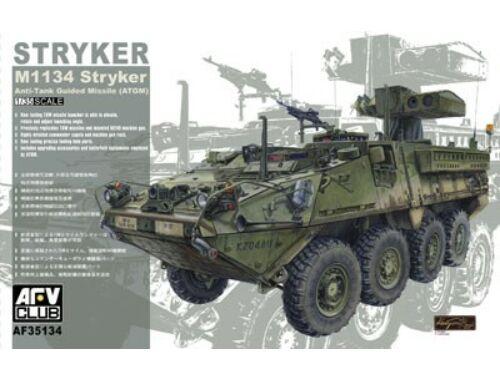 AFV Club M-1134 Stryker ATGM 1:35 (AF35134)