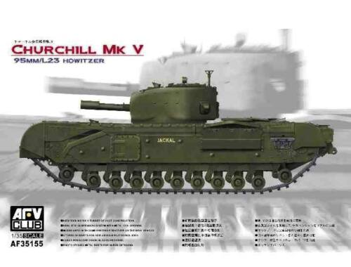 AFV Club Churchill MK V tank 1:35 (AF35155)
