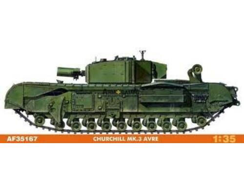 AFV Club Churchill Avre 1:35 (AF35167)