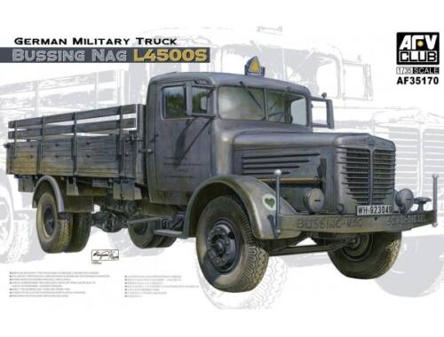 AFV Club Bussing Nag L4500S 1:35 (AF35170)