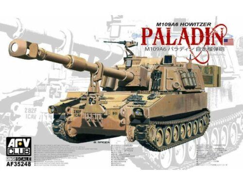 AFV Club M109A6 Paladin 1:35 (AF35248)