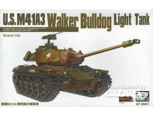 AFV Club M41A3 WALKER BULLDOG LIGHT TAN 1:35 (AF35041)