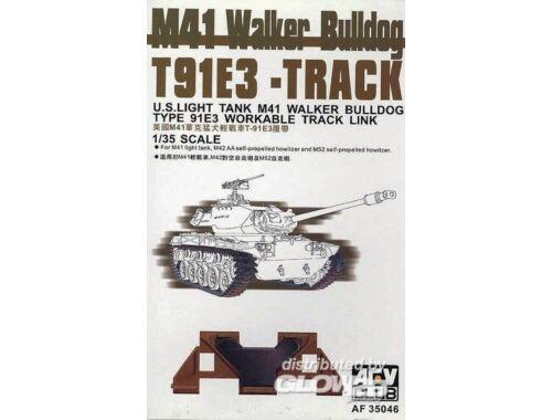 AFV Club M-41/M-42 TRACKS (ARTICULATED) 1:35 (AF35046)