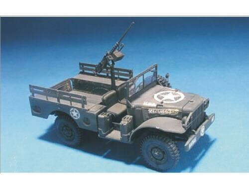 AFV Club WC-51 4X4 WEAPONS CARRIER DODG 1:35 (AF35S15)