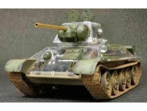 AFV Club T34/76 1943 transparent hull 1:35 (AF35S57)
