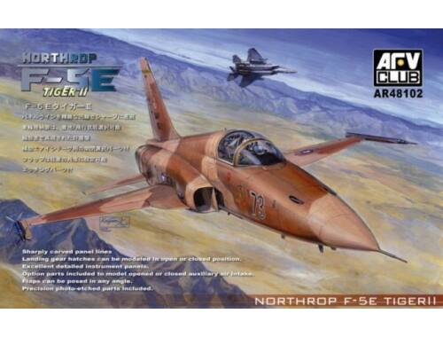 AFV Club Northrop F-5E Tiger II 1:48 (AR48102)