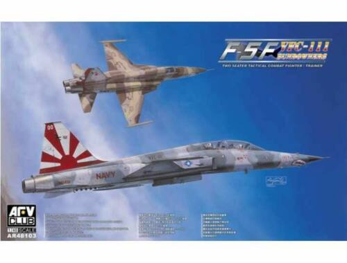 AFV Club F-5F Tiger II Shark Nose 1:48 (AR48103)