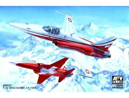 AFV Club F5-E Swiss-Austria air force 1:48 (AR48S06)
