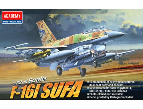 Academy F-16I SUFA 1:32 (12105)
