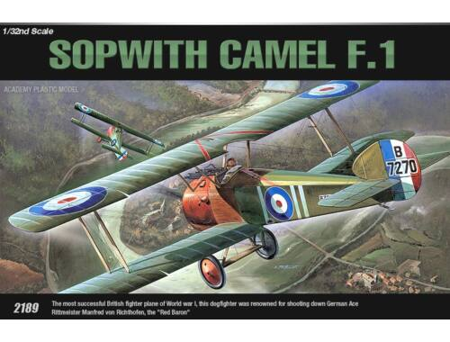 Academy Sopwith Camel F.1 1:32 (12109)