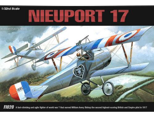 Academy Nieuport 17 1:32 (12110)