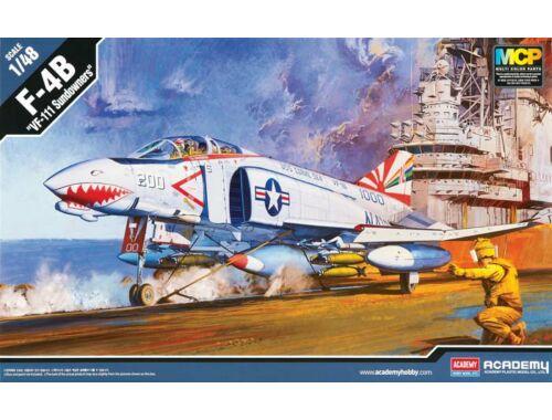 Academy F-4B VF-111 Sundowners 1:48 (12232)