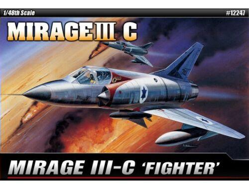 Academy Mirage III C 1:48 (12247)