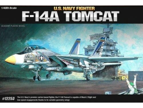 Academy F-14A Tomcat 1:48 (12253)