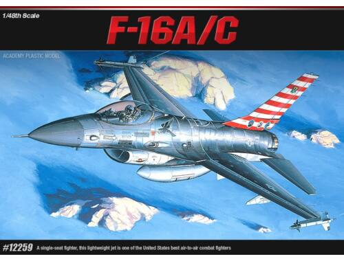 Academy F-16A/C Fighting Falcon 1:48 (12259)