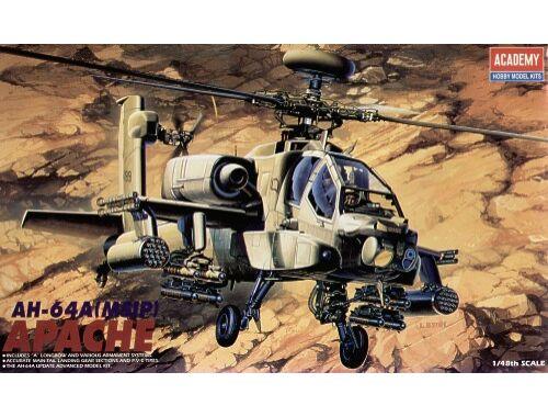 Academy Apache AH-64A MSIP 1:48 (12262)