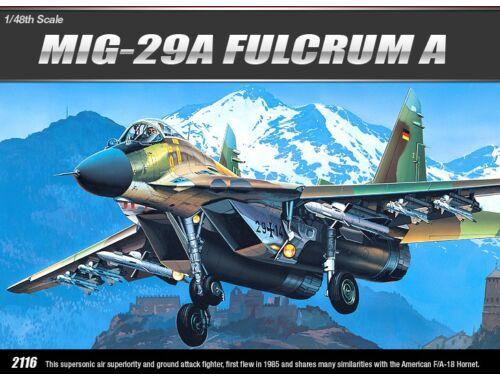 Academy Mig-29A Fulcrum 1:48 (12263)