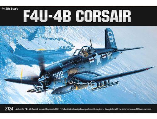 Academy F4U-4B Corsair 1:48 (12267)