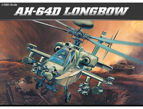 Academy AH-64D Longbow 1:48 (12268)