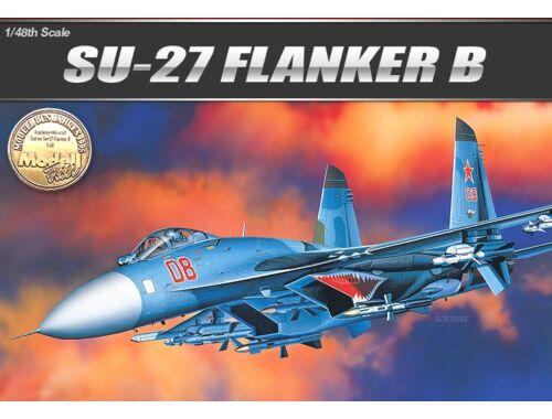 Academy Su-27 Flanker-B 1:48 (12270)