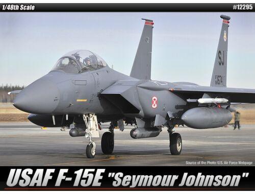Academy F-15E Seymour Johnson 1:48 (12295)