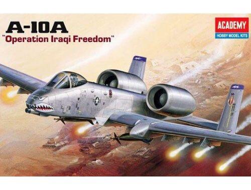 Academy A-10A Iraqi Freedom 1:72 (12402)
