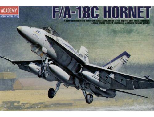 Academy F/A-18C Hornet 1:72 (12411)