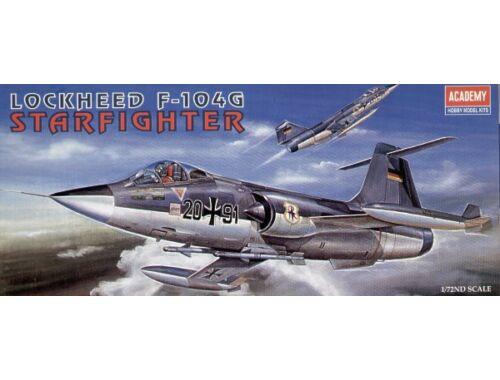 Academy Lockheed F-104G Starfighter 1:72 (12443)