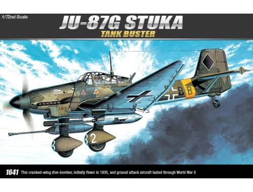Academy Ju-87G Stuka Tank Buster 1:72 (12450)
