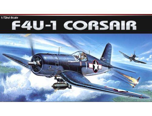 Academy F-4U-1 Corsair 1:72 (12457)
