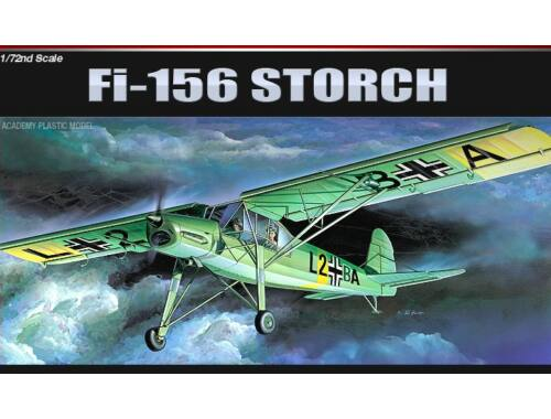 Academy Fi-156 Storch 1:72 (12459)