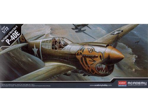 Academy P-40E Warhawk 1:72 (12468)