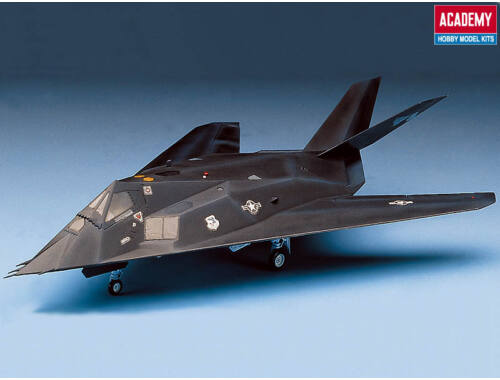 Academy F-117A Stealth Bomber 1:72 (12475)