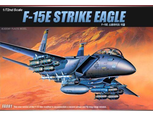Academy F-15E Strike Eagle 1:72 (12478)