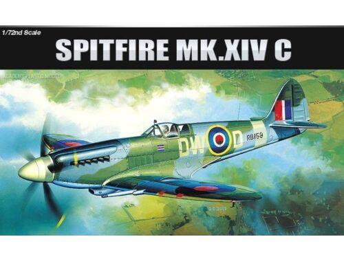 Academy Spitfire Mk.XIVC 1:72 (12484)