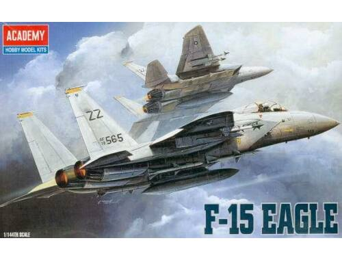 Academy F-15 Eagle 1:144 (12609)