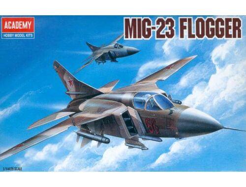 Academy Mig-23 Flogger 1:144 (12614)