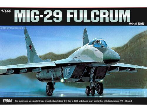 Academy Mig-29 Fulcrum 1:144 (12615)