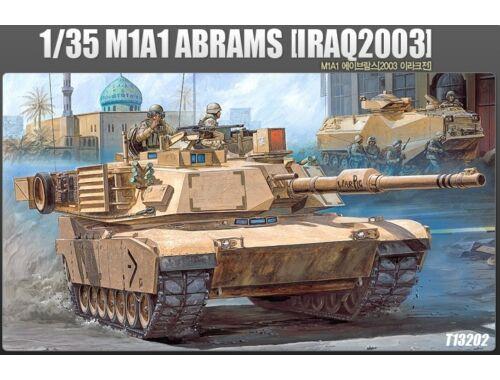 Academy M1A1 Abrams IRAQ 2003 1:35 (13202)