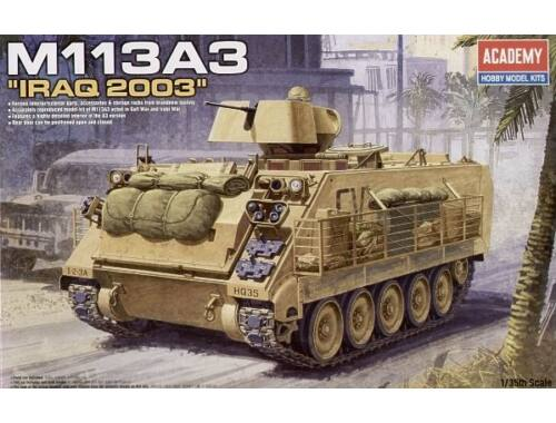 """Academy M113 A3 """"Iraq 2003"""" 1:35 (13211)"""