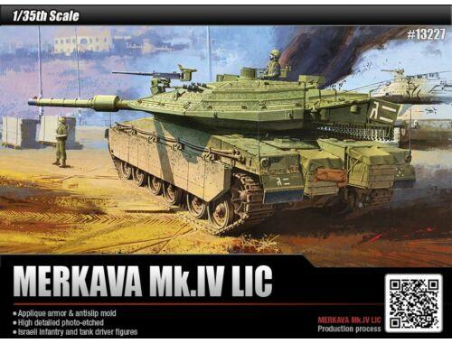 Academy Merkava Mk.IV LIC 1:35 (13227)