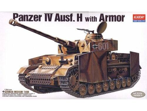 Academy Pz.Kpfw. IV with Skirts 1:35 (13233)