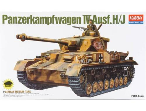 Academy Pz.Kpfw. IV H/J 1:35 (13234)