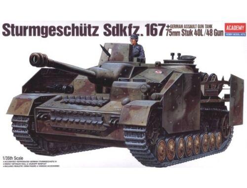 Academy Sturmgeschutz IV 1:35 (13235)