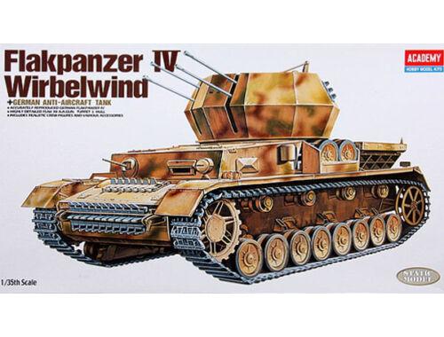 "Academy Flakpanzer IV ""Wirbelwind"" 1:35 (13236)"