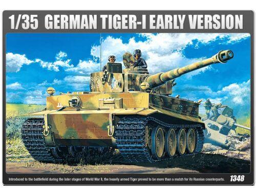 Academy Tiger I Early   Interior 1:35 (13239)
